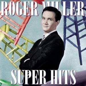 cd roger miller super hits - usa