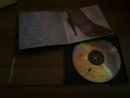 cd rolling stones 1981 edición u.k