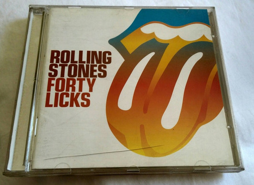 cd rolling stones (forty licks)