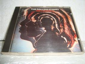 Cd Rolling Stones - Hot Rocks 1 1985 France Z E R A D O