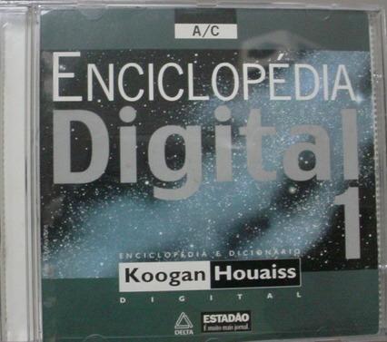 cd rom : enciclopedia digital 1   -  b119