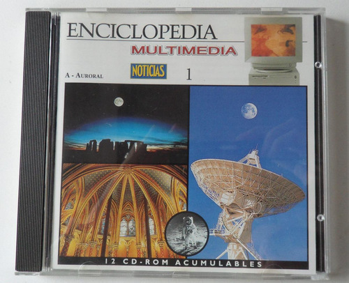 cd rom -¿enciclopedia multimedia - noticias