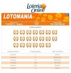 cd-rom + manual como garantir 19 ou 20 pontos na lotomania