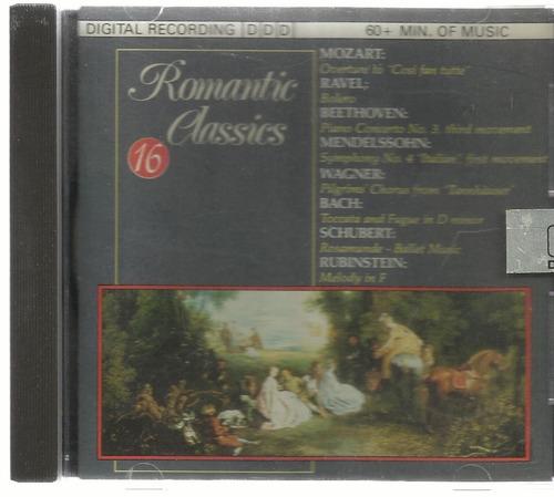 cd romantic classics vol. 16