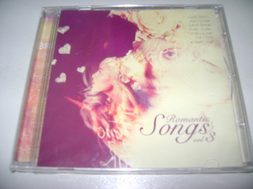cd romantic songs vol 3 ! original !