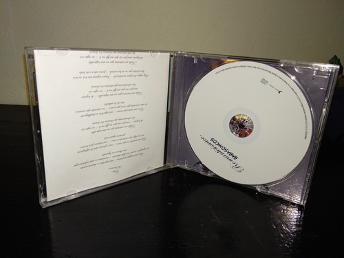 cd romantisismico - babasonicos