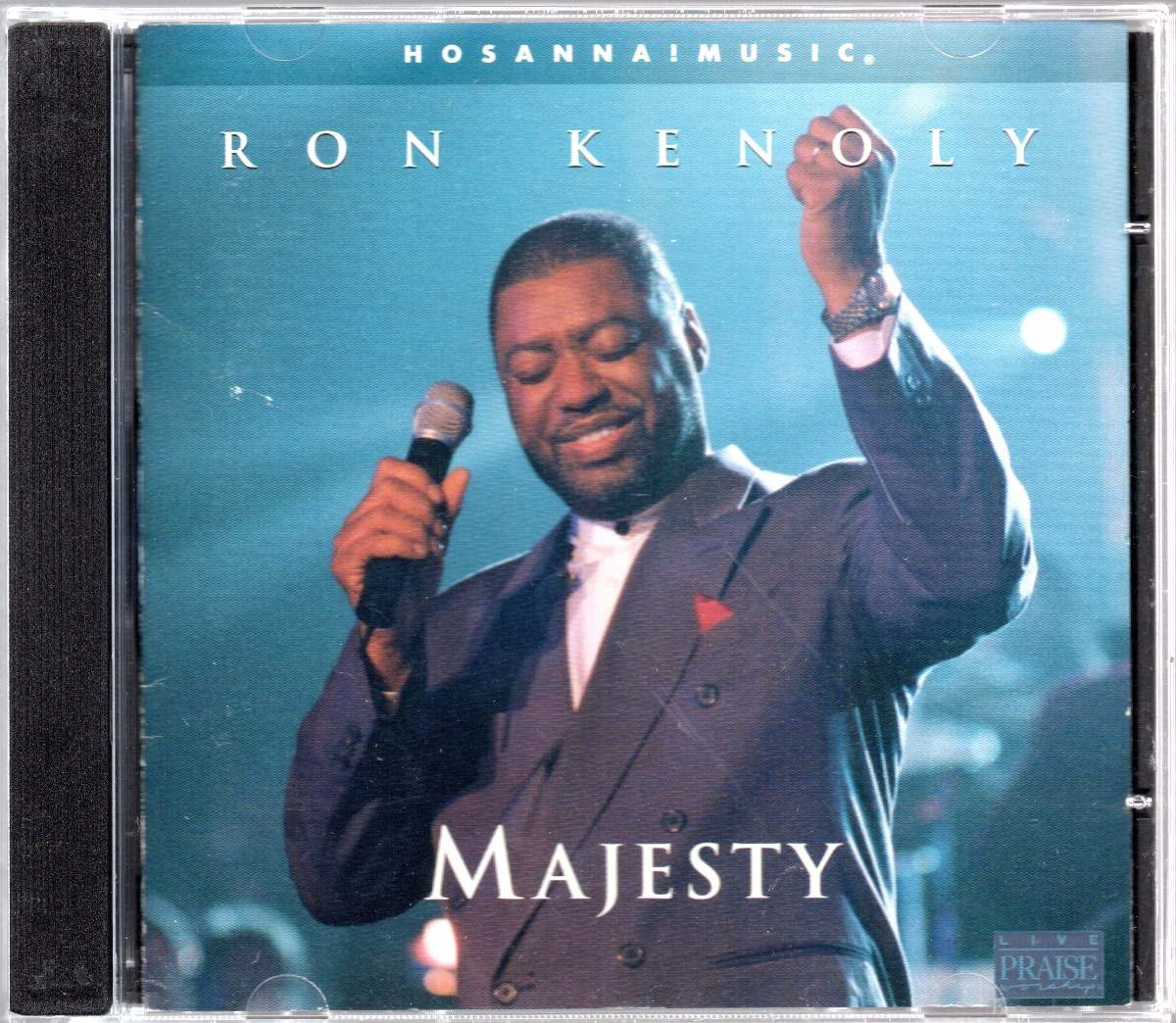 cd ron kenoly majesty