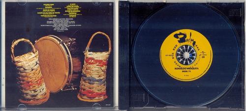 cd ronald mesquita - bresil 72 - 1972