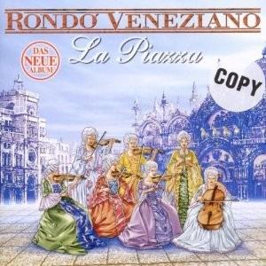 cd  rondo veneziano la piazza