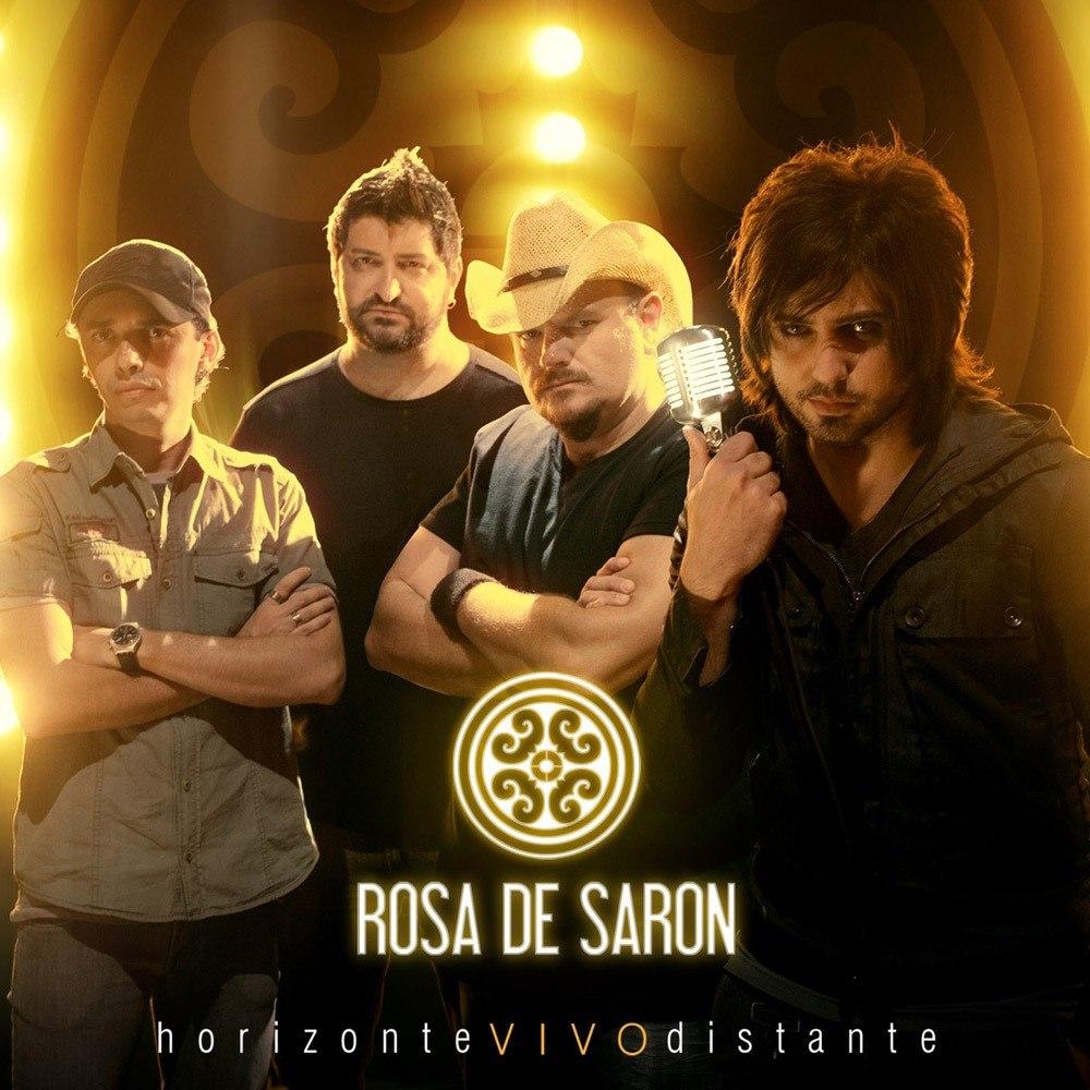 dvd do rosa de saron horizonte vivo distante
