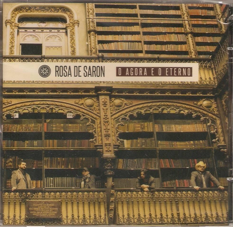 novo cd do rosa de saron 2012