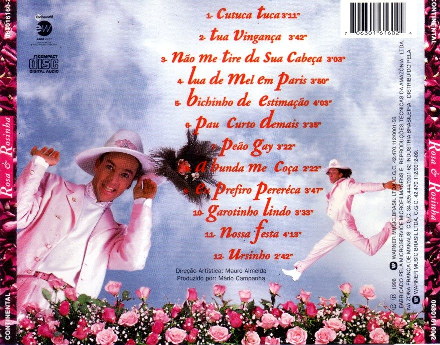 cd rosinha