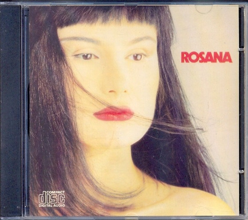 cd rosana - doce pecado - 1990