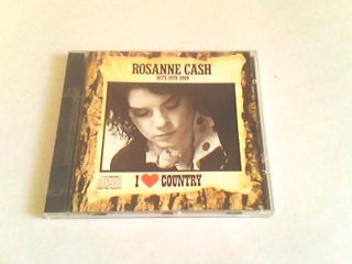 cd rosanne cash - hits 1979-1989