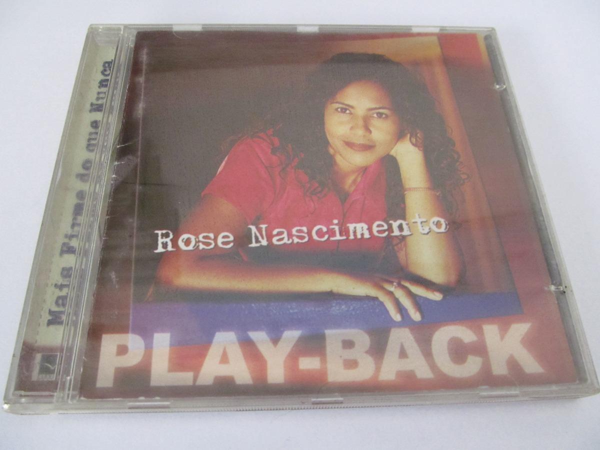 playback de rose nascimento mais firme do que nunca
