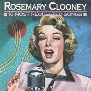 cd rosemary clooney 16 most requested songs