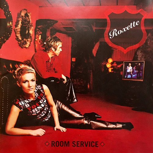 cd roxette room service usado