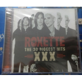 Cd Roxette The 30 Biggest Hits (duplo)
