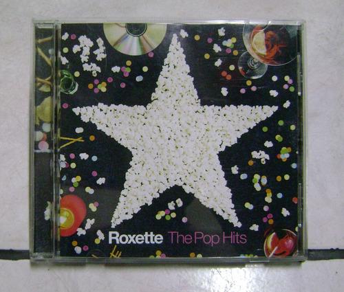 cd roxette - the pop hits - frete 8,00