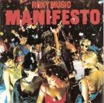 cd roxy music manifesto