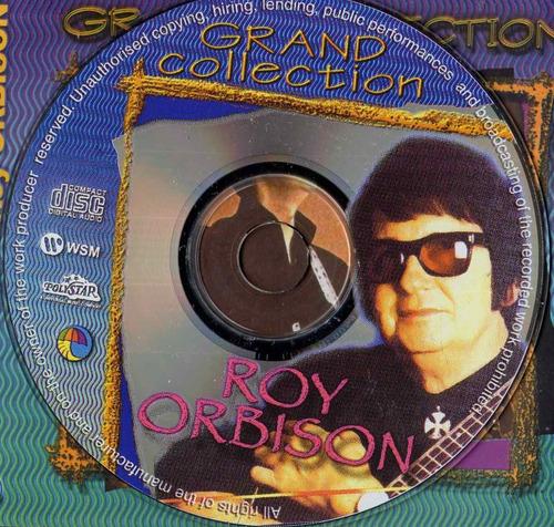 cd roy orbison - grand collection (importado)