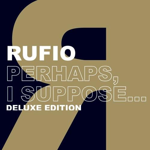 cd rufio - the confort of home - original 2005