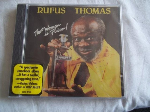 cd - rufus thomas - jazz