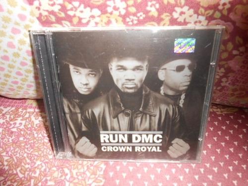 cd rum dmc / crown royal     -2001-    (frete grátis)