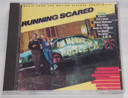 cd running scared - um tira da pesada - 1986