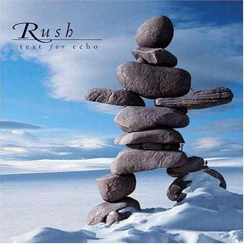 cd rush - test for echo (1996) original