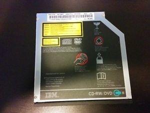 cd-rw / dvd para lenovo thinkpad t60 t61 z60 interno