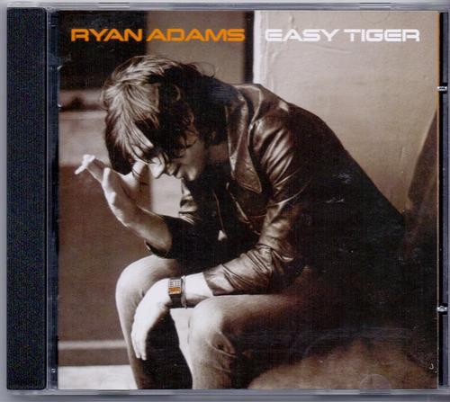 cd ryan adams - easy tiger - novo***