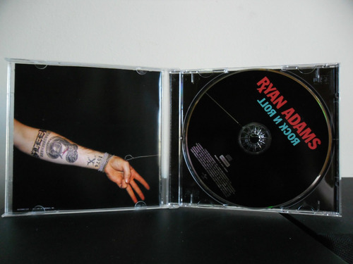 cd ryan adams - rock n roll