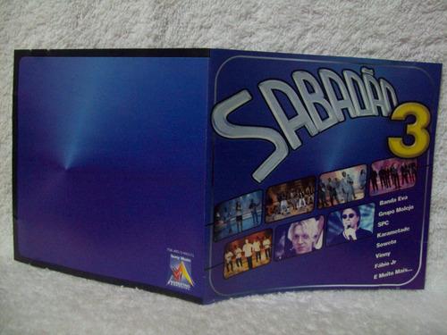 cd sabadão- volume 3
