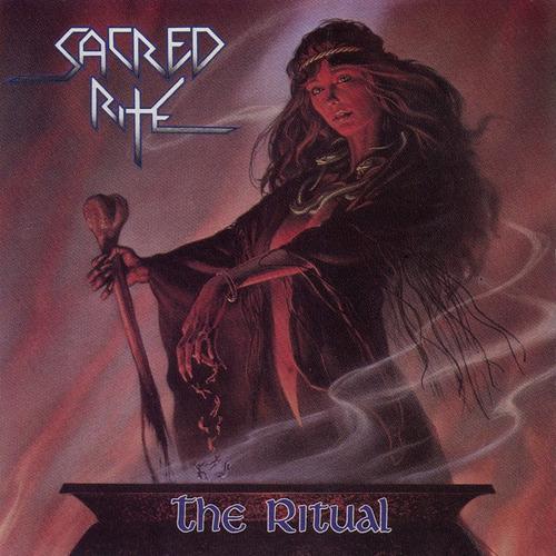 cd sacred rite - the ritual - frete grátis