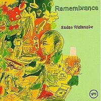 cd sadao watanabe - remembrance (usado/otimo)