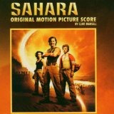 cd  sahara by clint mansell (2005) - soundtrack
