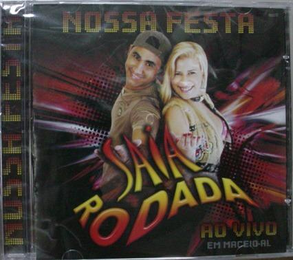cd  -  saia rodada  -  nossa festa - lacrado  -  b172