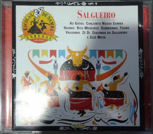 cd - salgueiro escolas de samba enredos 1993 zeze motta