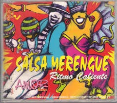 cd - salsa merengue - ritmo caliente