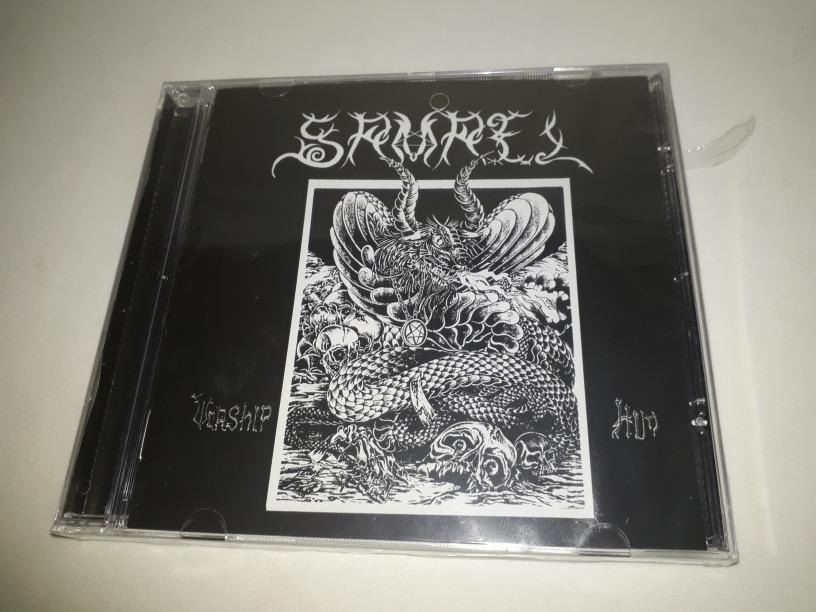novo cd samael