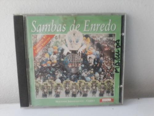 cd samba de enredo carnaval 97 grupo especial rio de janeiro