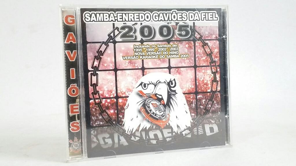 cd samba enredo gavioes da fiel 2005