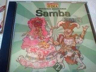 cd samba sucessos brasileiros o dia martinho beth joao jocaf