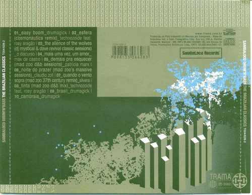 cd sambaloco drum'n'bass - the brazilian classics