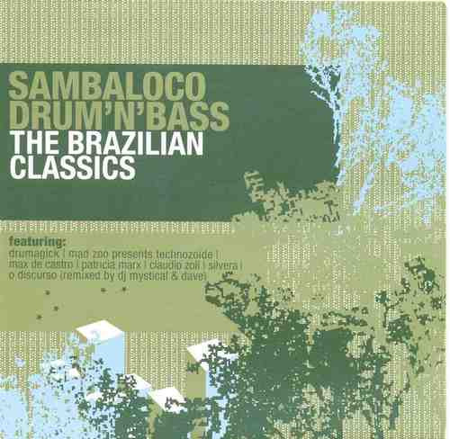 cd sambaloco drum'n'bass - the brazilian classics