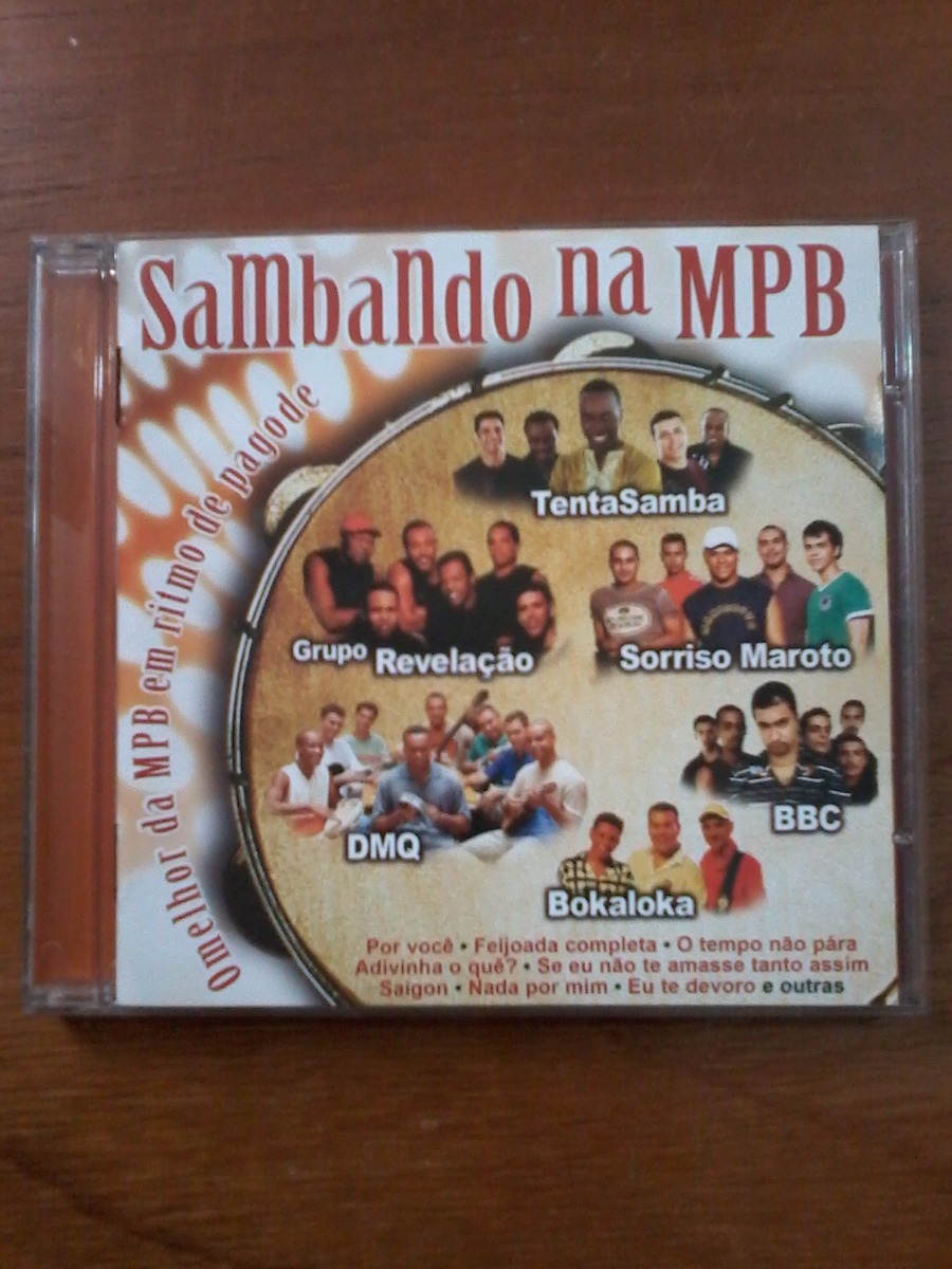 cd sambando na mpb