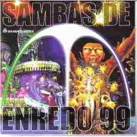 cd sambas de enredo 1999 - rio de janeiro