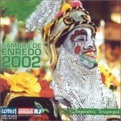 cd sambas de enredo 2002 - rio de janeiro - duplo