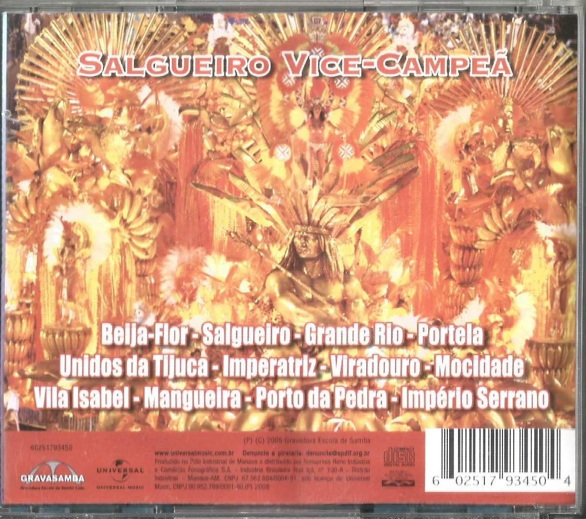 gratis cd samba enredo 2009